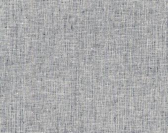Kaufman Essex Yarn Dyed Homespun Cotton Linen Blend Canvas Indigo Blue Fabric E114-1178 BTY