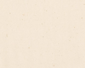 Robert Kaufman Kona Cotton Solids NATURAL 1242 Beige Tan Cream Off White Fabric BTY