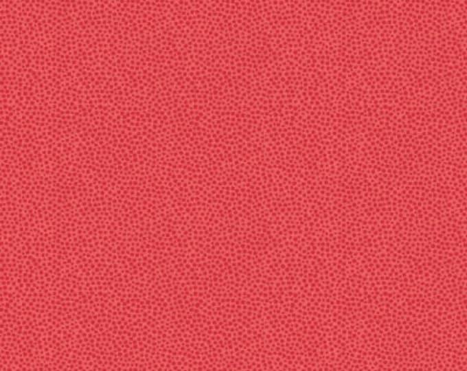 Blend Fabrics Little Red Riding Hood Red Dot Tonal Blender Cory Dantini Fabric 112.109.06.1 BTY