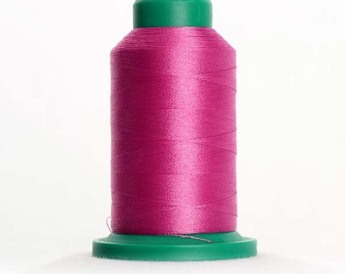 ISACORD Polyester Embroidery Thread Color 2510 Roseate 1000m