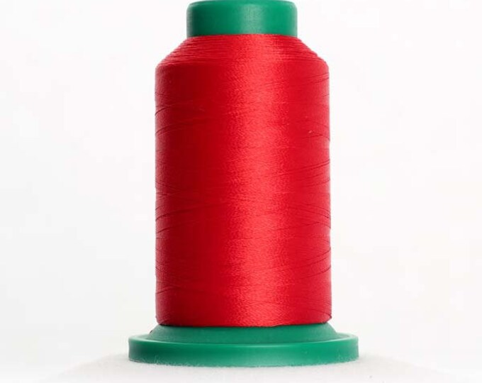 ISACORD Polyester Embroidery Thread 1800 Wildfire 1000m