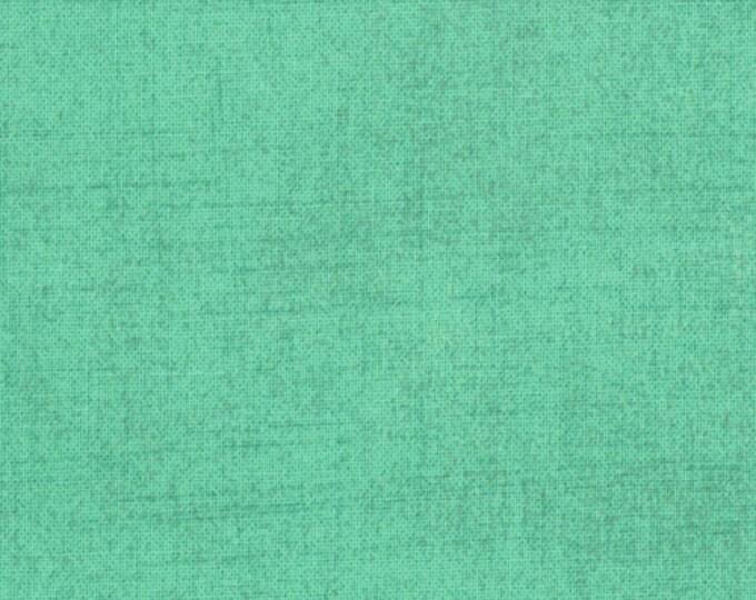 Moda Grunge Basics AQUA Green Mint Teal Mottled Background Fabric 30150-154 BTY