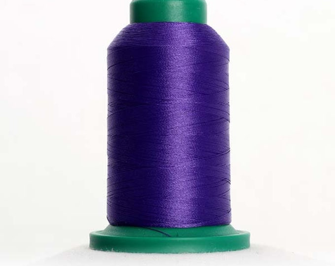 ISACORD Polyester Embroidery Thread Color 3541 1000m  Venetian Blue Purple