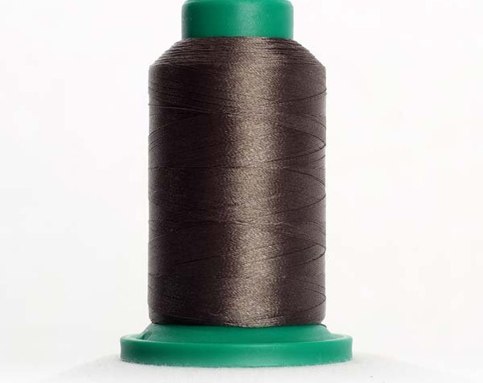 ISACORD Polyester Embroidery Thread 1874 Pewter 1000m