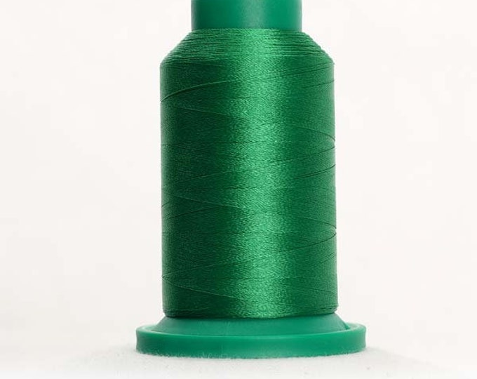 ISACORD Polyester Embroidery Thread Color 5513 Ming 1000m