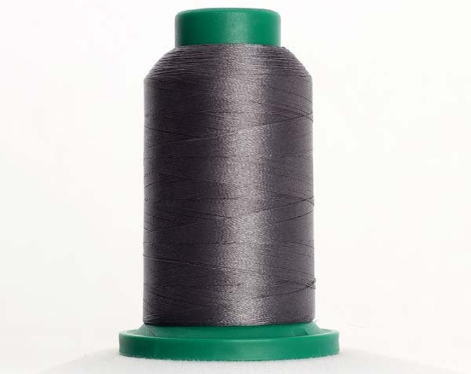 ISACORD Polyester Embroidery Thread Color 0111 Whale 1000m