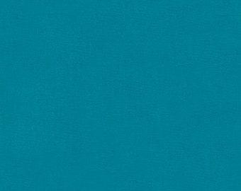 Robert Kaufman Kona Cotton Solids GLACIER 146 Teal Blue Peacock Fabric BTY