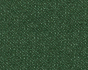 Maywood Woolies Cream Blue Green Nubby Tweed FLANNEL Fabric MASF-18505-G2 BTY