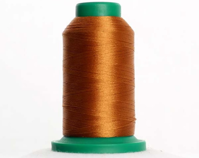 ISACORD Polyester Embroidery Thread Color 0941 Golden Grain 1000m