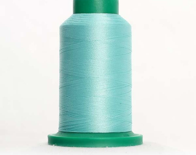 ISACORD Polyester Embroidery Thread Color 4952 Mystic Ocean 1000m