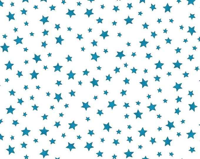 Maywood Fabric MAS9388-WB Back Porch Celebration Designer: Meg Hawkey Stars  BTY