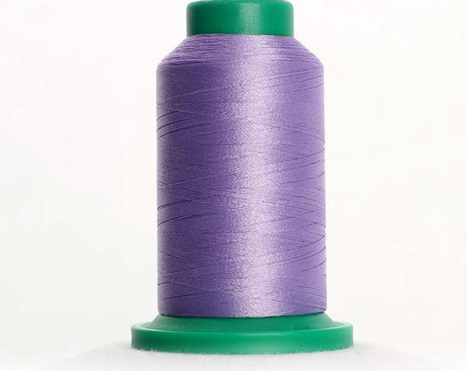 ISACORD Polyester Embroidery Thread Color 3130 Dawn of Violet 1000m