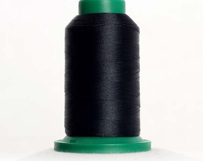 ISACORD Polyester Embroidery Thread Color 3666 Space 1000m