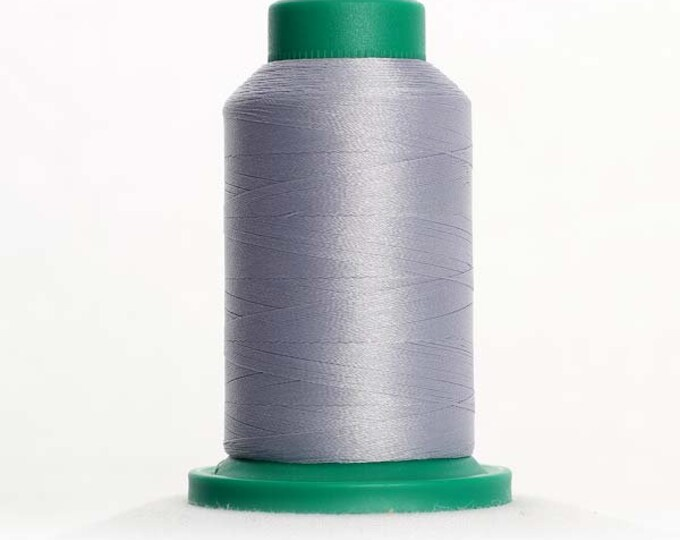 ISACORD Polyester Embroidery Thread Color 3572 Summer Grey 1000m