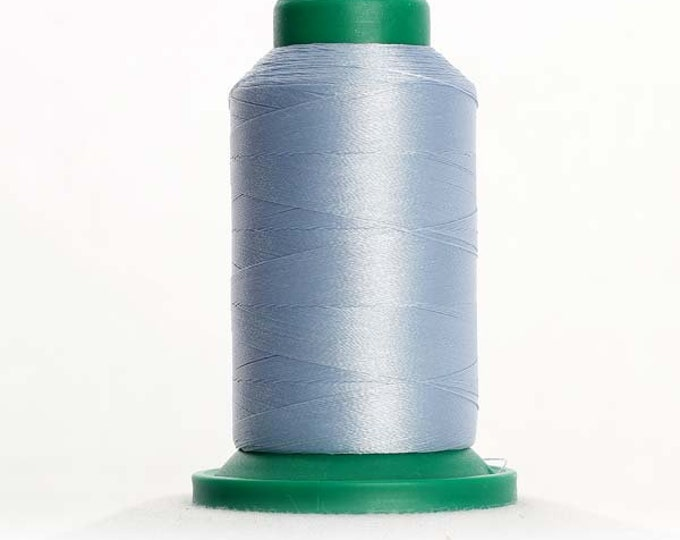 ISACORD Polyester Embroidery Thread Color  3750 Winter Frost 1000m