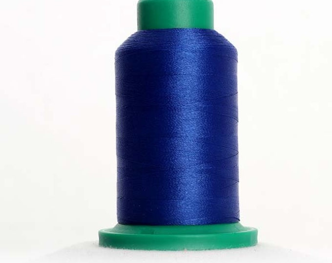 ISACORD Polyester Embroidery Thread Color 3544 Sapphire  1000m