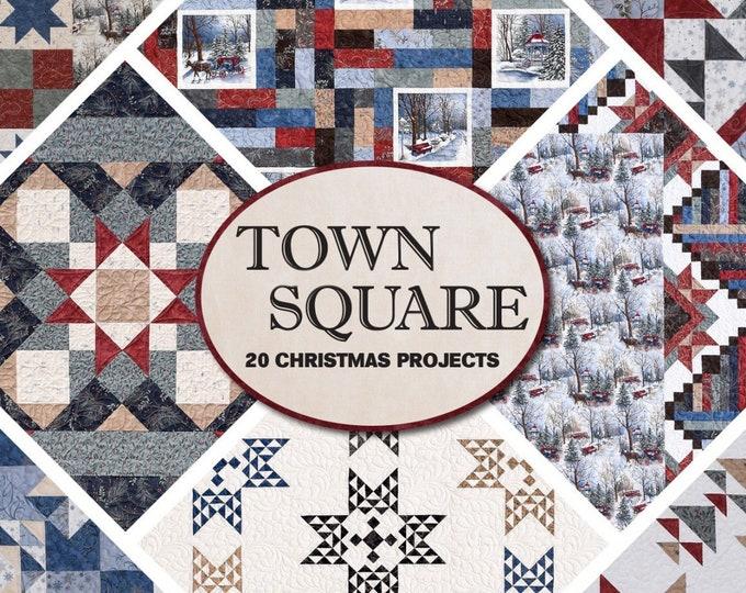 Town Square Star Light 20 Christmas Projects  Antler Design Doug Leko