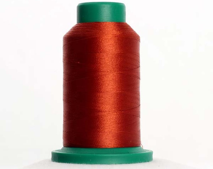 ISACORD Polyester Embroidery Thread 1334 Spice 1000m