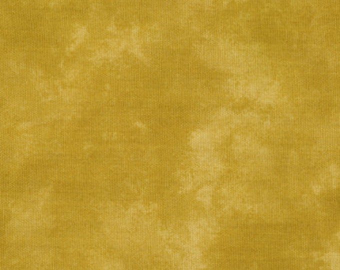 Moda Marble Marbles Caramel Gold Mottled Background Fabric 9881-20 BTY