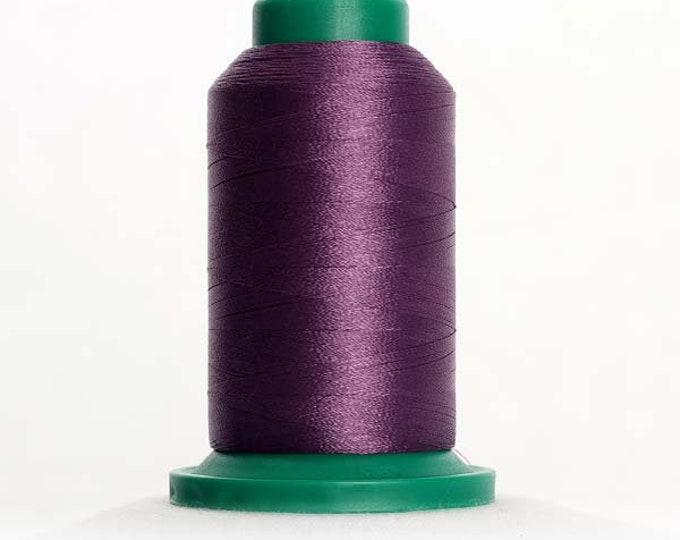 ISACORD Polyester Embroidery Thread Color 2832 Easter Purple 1000m