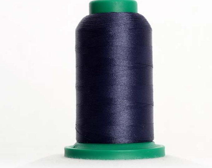 ISACORD Polyester Embroidery Thread Color 3444 Concord 1000m