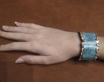 Handmade Copper Bracelet - Size 4