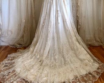 Antique 50s Wedding Dresses