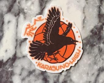 Haikyuu!! sticker - Karasuno High