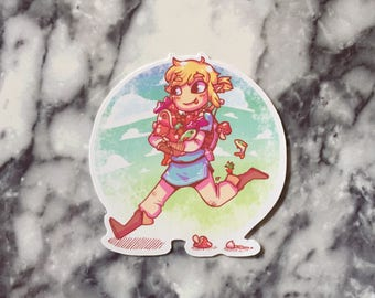 Legend Of Zelda sticker - Cooking Time!