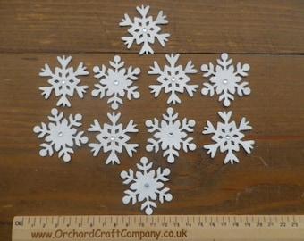 6 x 35mm Stick on CHRISTMAS REINDEER Diamante Self Adhesive XMAS Gem Rhinestones
