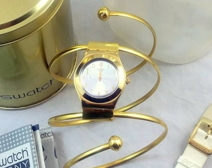 """50% OFF Rare! James Bond 007 """"Octopussy"""" Swatch Irony Limited Edition Watch"""