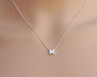100% Sterling Silver Personalized Necklace, Silver Personalized Necklace, Silver Personalize Necklace ,Personalize Necklace