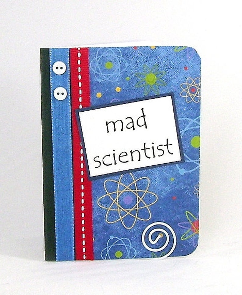 Science note book, Chemistry notes, Lab nerd notes, Mad scientist, Stars,  Atoms, Mini notebook, Laboratory, Experiments
