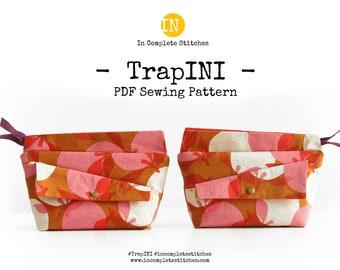 TrapINI Digital PDF Sewing Pattern