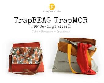 TrapBEAG TrapMOR Digital PDF Sewing Pattern