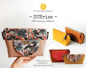 SUNrise PDF Sewing Pattern - English