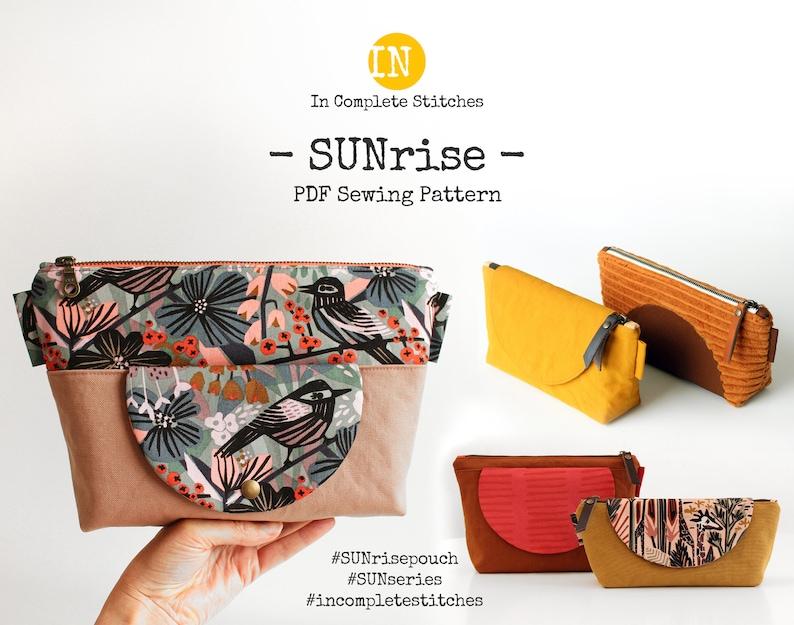 SUNrise PDF Sewing Pattern  English image 0