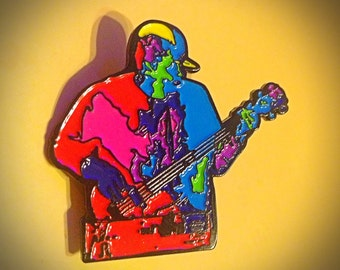 3c7f5161804 PL - Derek Vincent Smith - Color Map of the Bass Slap Hat Pin