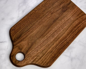 SALE, Price Reduced!!!  Cutting Board, Wood Cutting Board, Cheese Board, Wooden Cutting Board, Walnut Wood