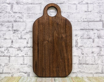 Cutting Board, Wood Cutting Board, Cheese Board, Wooden Cutting Board, Walnut Wood