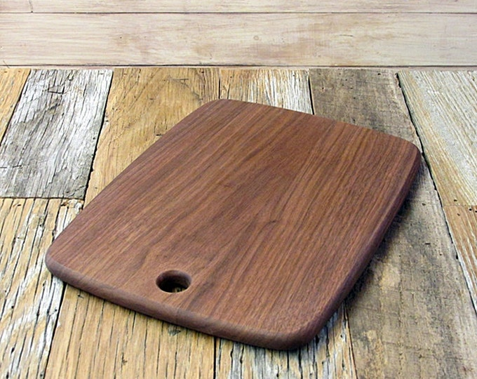 Wood Cutting Board, Walnut Wood