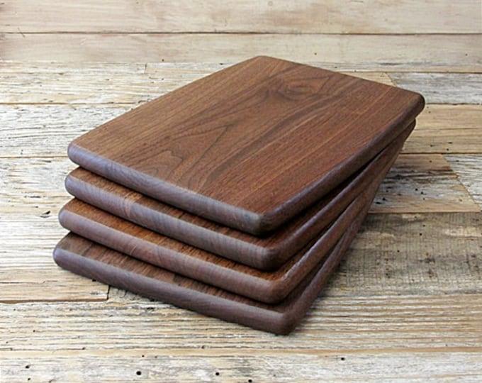 Cheeseboard, Sandwich board, Wood Cutting Board, Walnut Wood