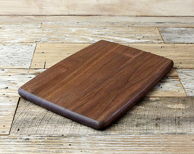 Cheeseboard, Sandwich board, Wood Cutting Board, Walnut Wood