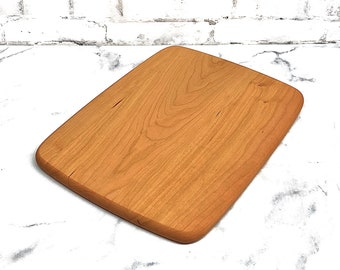 Wood Cutting Board, Cherry Wood