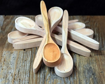 Spoon carving blanks website
