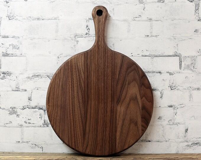 Wood Cutting Board, Walnut Wood
