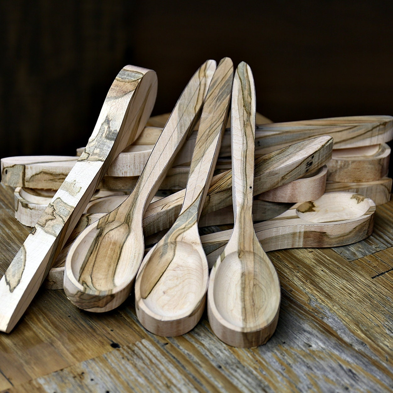 Sussex woodsman the woodsman s shop spoon blanks