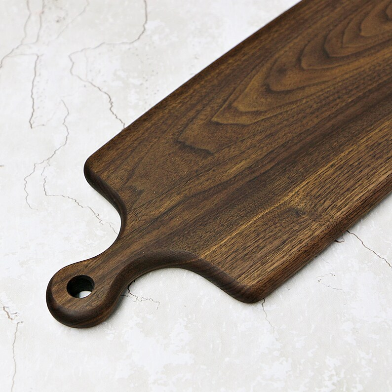 Wood Cutting Board Walnut Wood