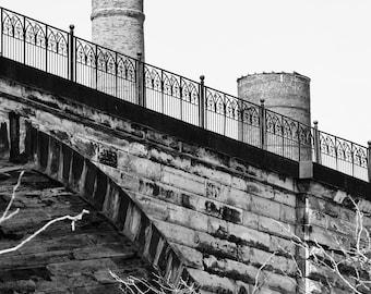 Superior Viaduct - 8x10 Photo