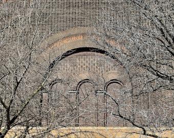Cleveland Masonic Auditorium - 8x10 Photo